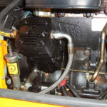 JCB Diesel Engine Compressor